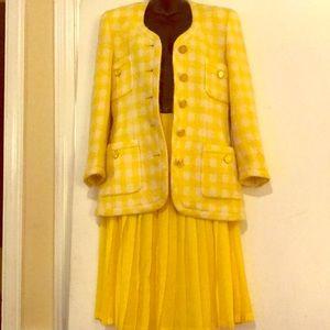 ESCADA skirt set
